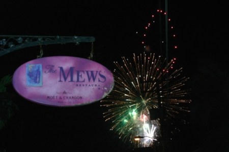 Be Merry at The Mews Barbados
